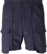 Var/City - side pocket track shorts - men - Cotton/Polyimide - 50