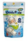 TruKid Eczema Bubble Podz, Natural Bubble Bath with Oatmeal, Aloe & Vit E., Unscented, 8 count