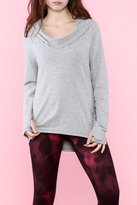 Lucy Gray Pullover