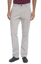 Robert Graham Men's Layton Tailored Fit Stretch Cotton Pants