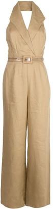Nicholas Marie tailored-style jumpsuit