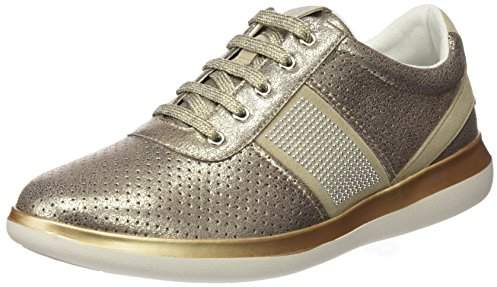 29ba1913c1 Geox Gold Trainers For Women - ShopStyle UK