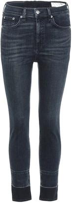 Rag & Bone High-waisted skinny jeans