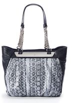 JLO by Jennifer Lopez Chain Link Lisbeth Shopper
