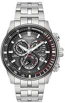Citizen AT4129-57H Eco-Drive PCAT Stainless Steel band Men's Watch