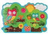 Stephen Joseph 48 Count Puzzle - Owl
