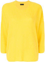 Oyuna fine knit pullover - women - Cashmere - One Size
