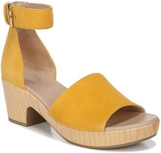 Dr. Scholl's Yellow Women's Shoes