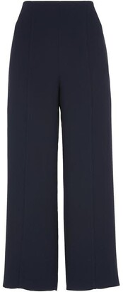 Whistles Flat Front Crop Trouser