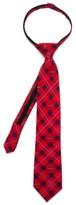 Cufflinks Inc. Boy's Cufflinks, Inc. Marvel - Spiderman Zip Silk Tie