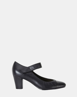 Easy Steps - Women's Black All Pumps - Megan - Size One Size, 7 at The Iconic
