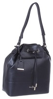 Cole Haan Linley Drawstring Bag (Black) - Bags and Luggage