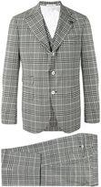 Gabriele Pasini - checked three-piece suit - men - Polyamide/Spandex/Elastane/Cupro/Wool - 50