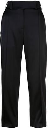 Alexandre Vauthier Satin Suit Pants