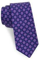 Ted Baker Medallion Woven Silk Skinny Tie