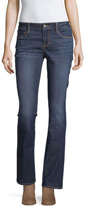 Arizona Low Rise Skinny Fit Bootcut Jean