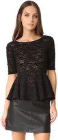 Free People Lace Second Chance Top