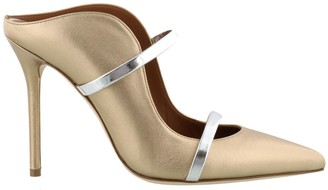 Malone Souliers Maureen Pointed Toe Mules