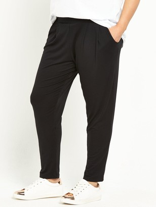 V By Very Curve Jersey Peg Trousers (Available in sizes 14-28)