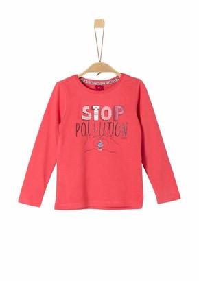 S'Oliver Girl's 53.908.31.5705 T-Shirt
