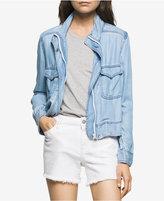 Calvin Klein Jeans Denim Utility Jacket