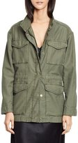 Vince Utility Military Jacket, Army