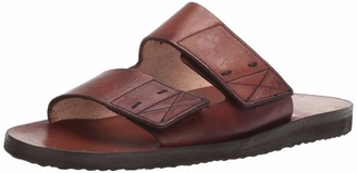 Frye Men's Cape Double Band Slide Sandal