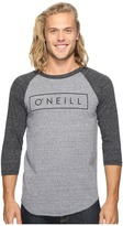 O'Neill Running Raglan Long Sleeve Screens Impression T-Shirt