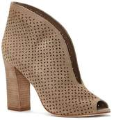 Vince Camuto VC John Camuto Bree – Peep-toe Plunge Bootie
