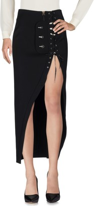 Anthony Vaccarello 3/4 length skirts