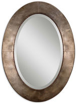 One Kings Lane Oval Mirror, Champagne
