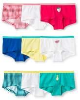 Circo Girls' Assorted Colors Boys Shorts - 9 pk