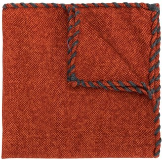 Brunello Cucinelli Knitted Square Scarf