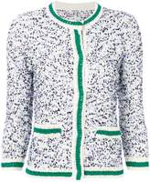 P.A.R.O.S.H. patterned cardigan