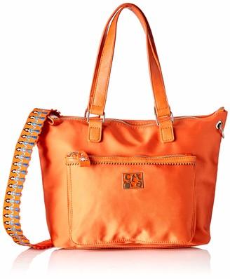 ctta caminatta Women's S2355 Shoulder Bag Orange Orange (Caldera 17)