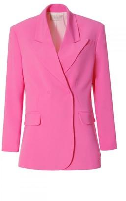 Aggi Ramona Pink Carnation Blazer