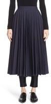 Junya Watanabe Women's Pleated Taffeta Skirt