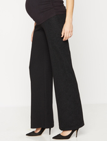 A Pea in the Pod Fit And Flare Maternity Pants