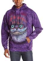 The Mountain Big Face Cheshire Cat Hoodie