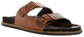 Kenneth Cole Reaction Leap Year Leather Sandal