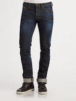 PRPS Barracuda Straight-Leg Jeans