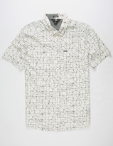 Volcom Invert Geo Mens Shirt