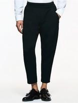 Calvin Klein Platinum Pique Biker Pants