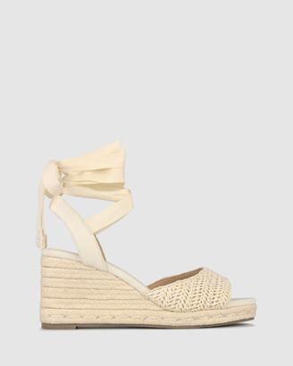 betts Romy Espadrille Wedge Sandals