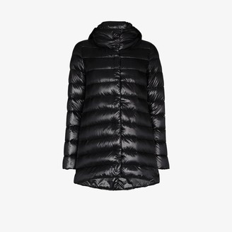 Herno Quilted Hooded Puffer Jacket