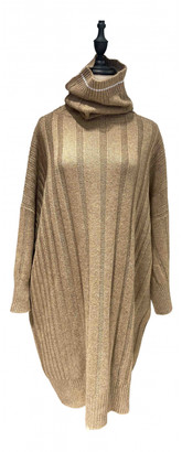 Hermes Brown Cashmere Knitwear