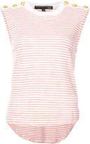 Veronica Beard striped tank top