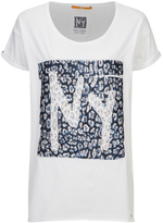 BOSS ORANGE Women's Talmaya TShirt - White