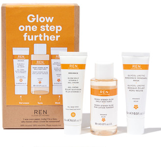 Ren Clean Skincare REN Radiance Glow One Step Further Routine Kit