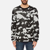 Cheap Monday Men's Moe Easy Invader Jumper